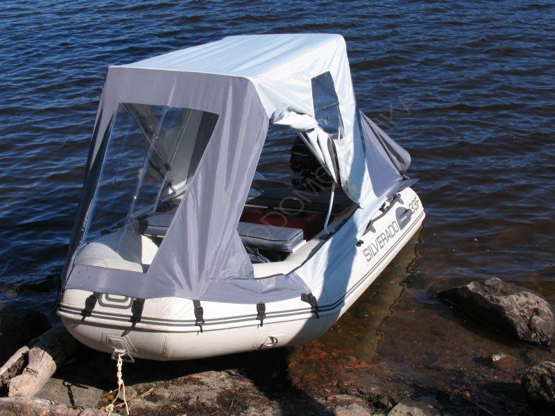 Тент для перевозки лодки купить владивосток
